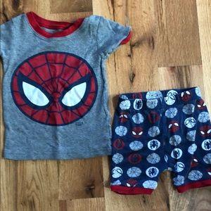 Spider-Man pajamas  3T